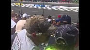 From the grandstand: On track at Pocono