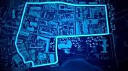 Lugano - Le circuit proposé par la ville suisse pour la Formule E