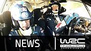 Rallye Deutschland 2015: Stages 7-13