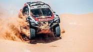 La Peugeot 2008 DKR en tests au Maroc