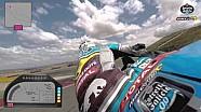 Un tour du circuit d'Aragon avec Tito Rabat