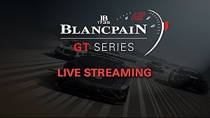 Blancpain Sprint Series - Misano - Qualifying Race - LIVE