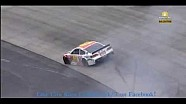 AJ Allmendinger spins at Dover