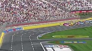 From the grandstand: First lap at Charlotte