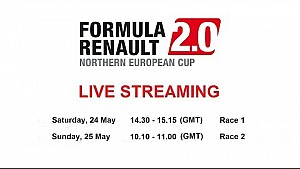 Formula Renault 2.0 NEC - Race 2 - Silverstone UK
