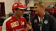 Ferrari Finali Mondiali- Entrevista con Marc Gené