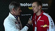 Ferrari World Finals | Exclusive interview with Toni Vilander