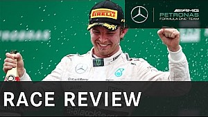 Nico Rosberg on F1 Brazilian Grand Prix win