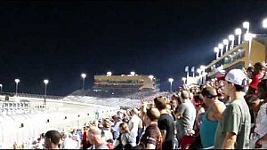 From the grandstand: Kyle Busch wins, Jeff Gordon retires