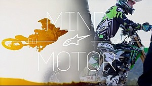 Mind & Motor with Eli Tomac testing the new Kawasaki