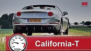 Ferrari California-T soundtrack