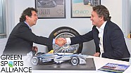 Alejandro Agag Interview w/ Green Sport Alliance