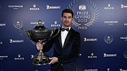 WTCC FIA Prize Giving ceremony