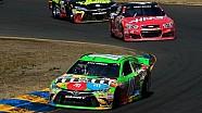 NASCAR 2015: Die besten Finishes