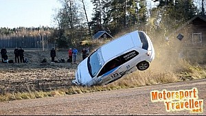 Maxell Ralli 2015 (Action from SS3 + one from SS6)