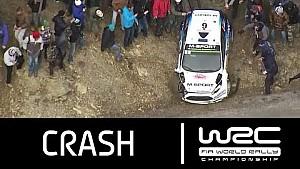 WRC Season Highlights 2015: Tänak CRASH/ Fanpower!