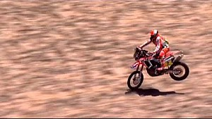 Wideoblog Rajd Dakar 2016: Paul Goncalves Crash