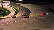 Daytona 24: DeltaWing mit Crash