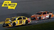 JGR's Big Names Collected in Multi-Car Wreck