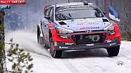Rally Sweden Day One - Hyundai Motorsport 2016