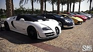 Bugatti Veyron Ride with Whitesse and the Road to Muscat