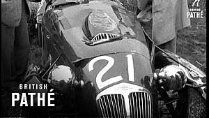 Parnell Wins Trophy Race (1951)