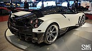 FIRST LOOK: Pagani Huayra BC - Geneva 2016