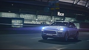 The new Porsche Macan – taking the everyday out of every day.