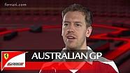 GP de Australia - Sebastian Vettel