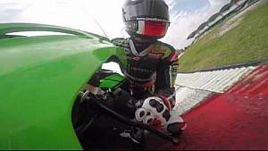 2016 Ninja ZX-10R Race Kit Parts and On-board lap Sepang