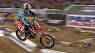 450 SX Highlights - Detroit  - 2016 Monster Energy Supercross