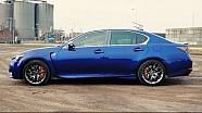 Lexus GS-F review