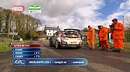 FIA ERC - Circuit of Ireland Rally - Standings after SS 1