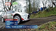FIA ERC - Circuit of Ireland Rally - Standings after Leg 1