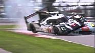 Acidente de Brendon Hartley nas 6 Horas de Silverstone