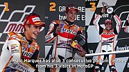 Marc Marquez and Dani Pedrosa take on home race
