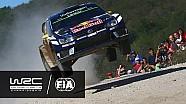 Rallye d'Argentine - Spéciales 5 - 8