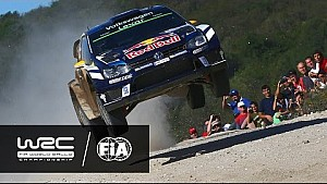 Rally Argentina 2016: Highlights Stages 5 - 8