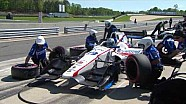 2016 Honda Indy Grand Prix of Alabama VICS Qualifying Highlights from Barber Motorsports Park