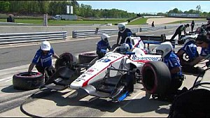 2016 Honda Indy Grand Prix of Alabama VICS Qualifying Highlights from Barber Motorsports Park