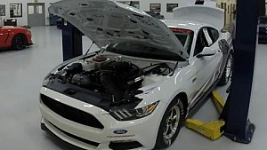 2016 Ford Mustang Cobra Jet Build Time Lapse | FORD PERFORMANCE