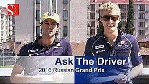 Ask The Driver - 2016 Russian Grand Prix - Sauber F1 Team
