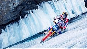 Ice Speedway Racing Over a Frozen Lake in Russia | Daniil Ivanov (In 4K!)