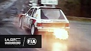 FIA World Rally Championship: WRC History
