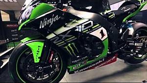 Cuidado y limpieza del carenado de la Kawasaki Ninja | Kawasaki Racing Team | Superbike