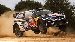 Big Crashes and Blazing Speeds Argentina   FIA World Rally Championship 2016