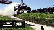 Rally de Portugal 2015: Slowmotion Clip