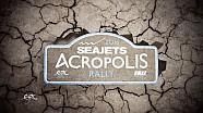 FIA ERC - Seajets Acropolis Rally - 2 days in 2 min