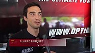 PWC Driver Promo 2016  - Alvaro Parente #9 GT