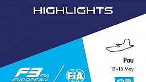 Round 03 Grand Prix de Pau / Highlights races 7-9